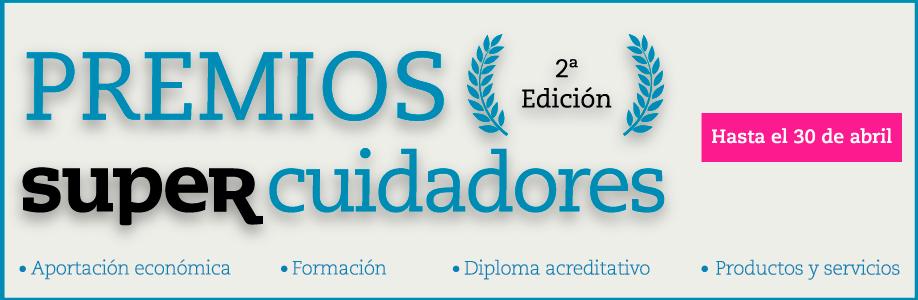 II Edición de los Premios SUPERCUIDADORES