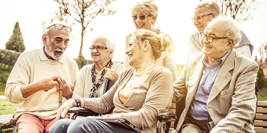 Programa para el cuidado integral de las personas mayores
