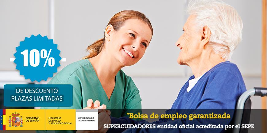 SSCS0208: Certificado de profesionalidad en atención sociosanitaria a personas dependientes en instituciones sociales. OFICIAL y OBLIGATORIO