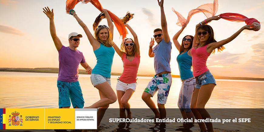 SSCB0209: Certificado de profesionalidad de dinamización de actividades de tiempo libre educativo infantil y juvenil. OFICIAL