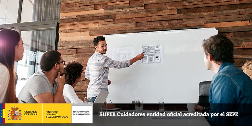 SSCE0110_3: Certificado de profesionalidad en docencia de la formación profesional para el empleo. OFICIAL