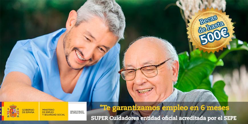 SSCS0208: Certificado de profesionalidad en atención sociosanitaria a personas dependientes en instituciones sociales. OFICIAL y OBLIGATORIO a partir del 31/12/2017