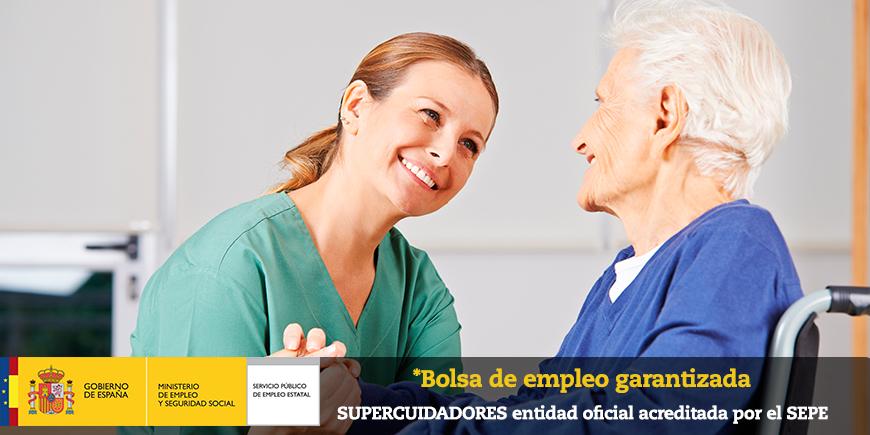SSCS0208_2: Certificado de profesionalidad en atención sociosanitaria a personas dependientes en instituciones sociales. OFICIAL y OBLIGATORIO